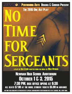 No Time for Sergeants Flyer-page-001