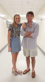 Best Dressed - Sara Beth Banta and Sam Whitehead